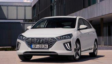 Hyundai油電車Ioniq Hybrid庫存售罄,新年式持續導入、時間點待確認!