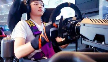 為台灣電競賽車爭取榮耀!18歲小將周翼騰將出戰FIA首屆賽車世運會與GT Sport世界總決賽