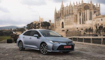 3/27 正式發表,全新第12代 Toyota Corolla Altis 以 1.8 汽油/1.8 HYBRID 雙動力加入 C-Segment 中型車大戰