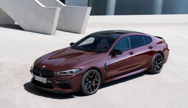 M Power注入BMW最美四門跑車!M8 Gran Coupe與Competition版正式亮相
