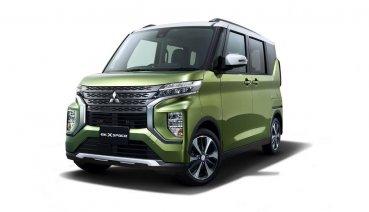 2020 東京改裝車展:新世代輕高頂旅行車,Mitsubishi eK Space/eK X Space 量產原型車亮相