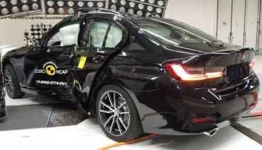 BMW 3 Series獲得Euro NCAP五星評鑑