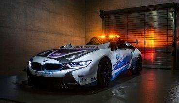 兼具安全與性能!BMW i8 Roadster成為世界上首款開放式座艙安全車