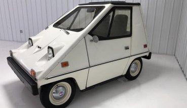 70年代的Tesla?看Sebring-Vanguard CitiCar的超個性老車