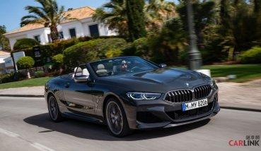 葡萄牙試駕最終章 我們與藍天的距離 BMW M850i xDrive Convertible