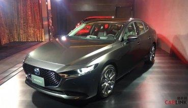 我們與新馬三的距離!大改款MAZDA 3預接單價公佈 全車系81  萬元起