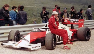 電影決戰終點線原型主角Niki Lauda病逝 享年70歲