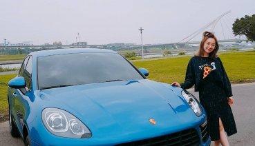 【明星聊愛車】網紅杜小比一家選車看容量、安全 大讚Porsche Macan高CP !