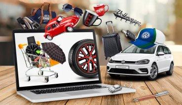 Volkswagen 線上購物官網開幕,獨家販售精品配件