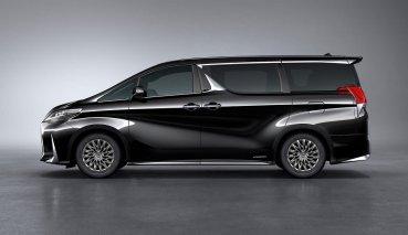 [2020台北車展十大必看] 頂級和風頭等艙  Lexus LM !!