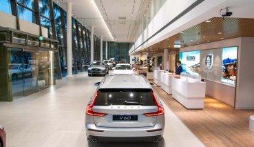Volvo 內湖新凱「VRE」展間正式營運,呈現純正北歐體驗