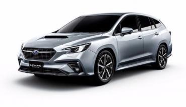 搶搭東京奧運熱潮,Subaru 旅行車 Levorg 大改款時間點出爐!