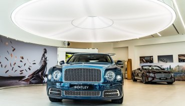 限量、敞篷聯手出擊 Bentley一百周年紀念記者會