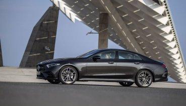 大人的任性 Mercedes-Benz CLS(上)外觀、內裝篇