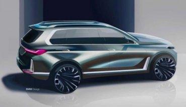 BMW 最貴 SUV 不會是 X7,四人座 X8 跑旅開發中!