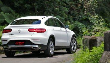 後驅入門助你摘星,Mercedes-Benz GLC 200 Coupe感性與理性不再衝突