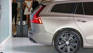 跨時空旅行車之旅  Volvo Estate Museum暨V60搶先看 !!