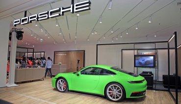 給你毫無壓力的賞車體驗,Porsche NOW 全新型態概念店為期半年於新光三越 A9 開幕!