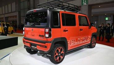 更帥的「好色客」來了,第二代 Suzuki Hulster 跨界輕 SUV 日本發售!
