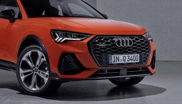開枝散葉  Audi Q3 Sportback