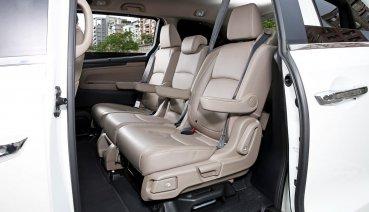 超級空間大玩家   美規8人座Honda Odyssey(下)