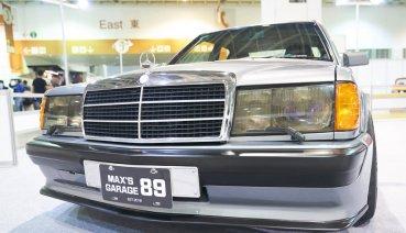 【頂極老汽車】Vol.18 車與品味博覽會:西德三劍客與東洋五大天王的奇幻相遇
