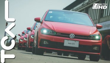 電火相擊 Volkswagen Polo GTI 賽道試駕 - TCAR