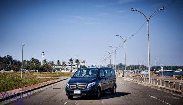 【新車圖輯】因為更在乎後座的感受!Mercedes-Benz V220D台南台北深度試駕