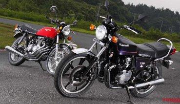 【動態試乘報告】並列4汽缸引擎狂想 KAWASAKI「Z400FX」