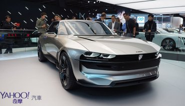 【巴黎車展直擊】e-Legend、508 Hybrid攻佔法國花都!東道主Peugeot展現油電能耐!