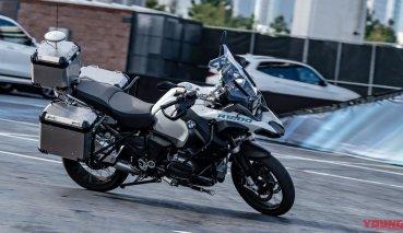 BMW給你全新未來!可以自己行走的「R1200GS」