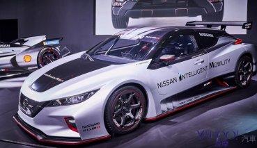 【2019東京改裝車展】Leaf Nismo RC登場!以經典與未來呈現Nissan動能新趨勢