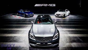 【新車圖輯】沒有不一樣、只是很不一樣!2019年式小改款Mercedes-AMG C63系列上市497萬起!