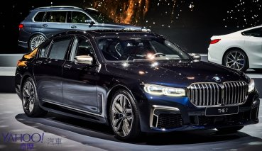 【新車圖輯】社會在走、氣勢一定要有!2019全新小改款BMW 7系列正式上市408萬起!