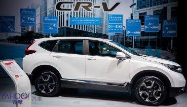 【新車圖輯】火力集中再進攻!國產休旅之王Honda CR-V全車系標配Honda Sensing主動安全科技!