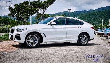 【新車圖輯】源自於追逐操控的熱情!BMW第2代X4 xDrive30i M Sport宜蘭試駕