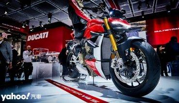 【新車圖輯】義式街道戰!2020 Ducati Streetfighter V4系列廝殺上陣!
