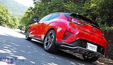 【新車圖輯】植入鋼砲基因的前驅小惡獸!2019 Hyundai Veloster Turbo山道試駕