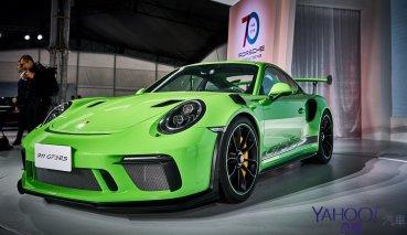最速NA後驅突襲發表!Porsche 911 GT3 RS上市暨70週年廠慶同步展演