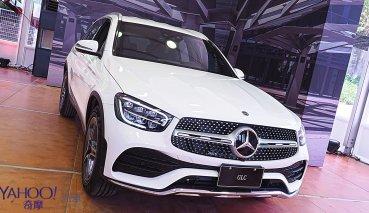 古典×科技×豪華三星制霸!Mercedes-Benz GLC小改款預賞直擊