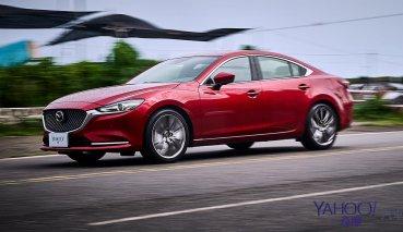 163.9公里混合實測!2019年式Mazda 6 Sedan Sky-G旗艦進化型台北-宜蘭往返油耗搜查線!