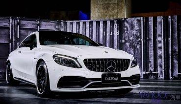 沒有不一樣、只是很不一樣!2019年式小改款Mercedes-AMG C63系列上市497萬起!