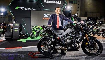 【新車快訊】突發!Kymco K-Rider 400台北國際重型機車展國內搶先亮相!