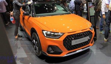【2019法蘭克福車展】還沒引進就又推出新車型!超外向的迷你新成員Audi A1 Citycarver發表
