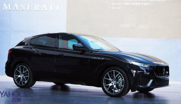 斯文系暴力!Maserati最強休旅Levante Trofeo飆風抵台!