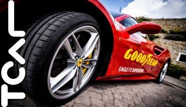「Goodyear is back」固特異Asymmetric 5/Supert Sport 性能胎試駕!