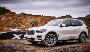 【新車圖輯】型變、質變、心不變 BMW X5 xDrive40i林口濱海試駕