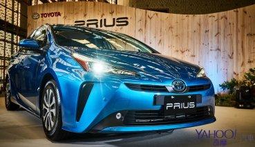 極速導入新春第一響!Toyota Prius小改款台灣市場正式發表