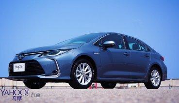 無愧Corolla之名!2019 Toyota Altis 1.8 Hybrid旗艦型試駕