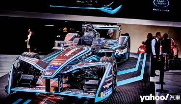 【新車圖輯】初步看懂Formula E!從台北車展Porsche、Jaguar、Mercedes展示車初窺頂級純電賽事!